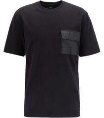 boss men's tyv relaxed-fit t-shirt