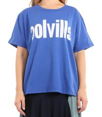 colville blue inside out tee