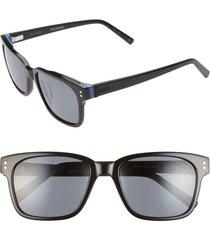 men's ted baker london 54mm polarized sunglasses -