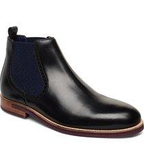 secainl shoes chelsea boots svart ted baker