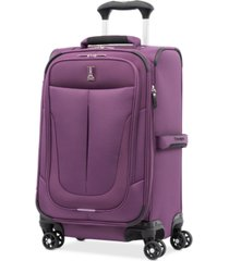 """closeout! travelpro walkabout 4 21"""" softside carry-on spinner, created for macy's"""