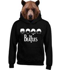 buzo chaqueta hoodies beatles