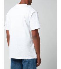 a.p.c. x gimme 5 men's samy t-shirt - white - xl