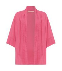 kimono schiaparelli - rosa