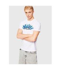 camiseta diesel t-diego-a10 masculina