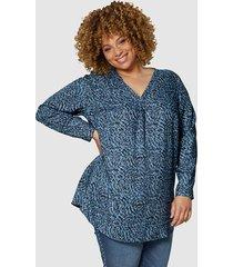 blouse angel of style blauw::marine