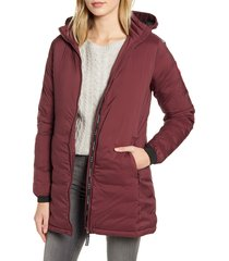 women's canada goose camp hooded down jacket