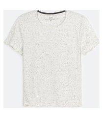 blusa de pijama manga curta lisa | lov | branco | m