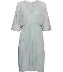 andine dress 6621 knälång klänning grå samsøe samsøe