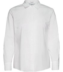 blouse long-sleeve långärmad skjorta vit gerry weber edition