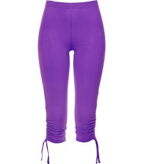 leggings capri (viola) - bpc selection