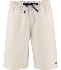 tommy jeans techno fabric shorts