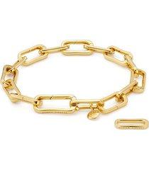 gold alta capture charm bracelet