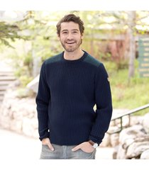 sarek knit sweater