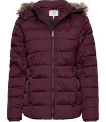 bybomina jacket 2 - fodrad jacka lila b.young