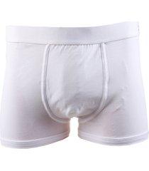 boxer blanco haas largo