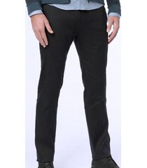 cast iron cope chino stretch denim touch broek dark navy