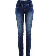jeans megastretch con cinta comfort (blu) - bpc selection