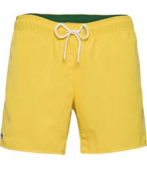 mh6270-00_381 zwemshorts geel lacoste