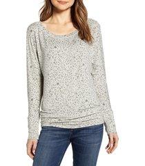 women's gibson x international women's day anna wide neck dolman sleeve sweatshirt