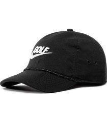 gorra de golf nike aerobill classic99-negro