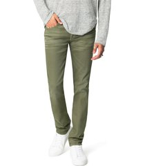 men's joe's the asher double dye slim fit jeans, size 31 - brown