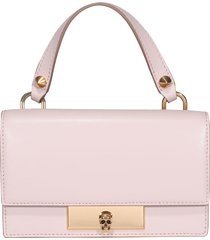 alexander mcqueen small skull lock bag