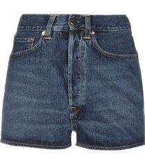 golden goose deluxe brand denim shorts