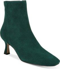 sam edelman women's lizzo martini-heeled booties women's shoes