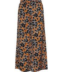 mika trousers knälång kjol multi/mönstrad twist & tango