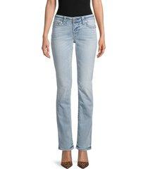 true religion women's billie big t cigarette jeans - light - size 24 (0)