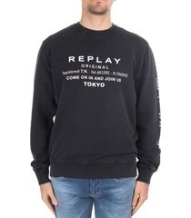 sweater replay m3335 000 22738lm 098