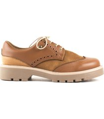 zapatos de mujer color miel cosmos