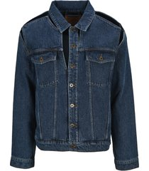 y/project classic peep show denim jacket