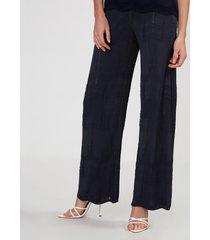 pantalone chevron