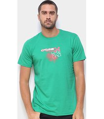 camiseta cyclone key west masculina - masculino