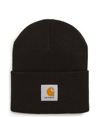 men's carhartt work in progress watch hat - yellow