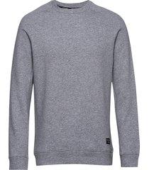 crew bbcentre bbcentre sweat-shirt tröja grå björn borg