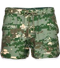 swim shorts sandro sandro badshorts grön björn borg