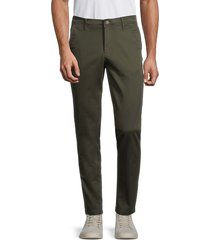 jack & jones men's marco bowie chino pants - forest night - size 36 32