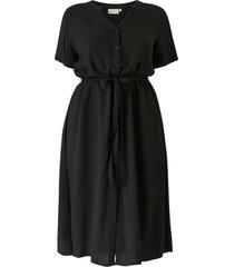 klänning cartukzu ss calf shirt dress