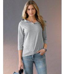 sweatshirt amy vermont grijs