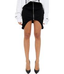 lourdes black skirt