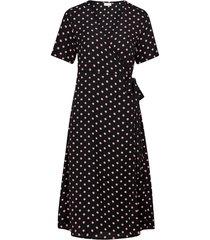 omlottklänning vidoyle s/s dress