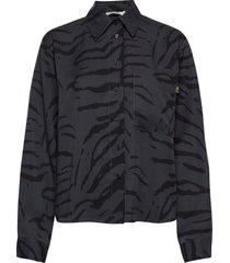 lee pr overshirts zwart tiger of sweden jeans