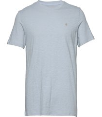 morris tee t-shirts short-sleeved blå morris