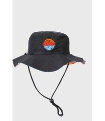 sombrero  negro oakley bucket 1975