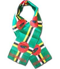 dominica scarf