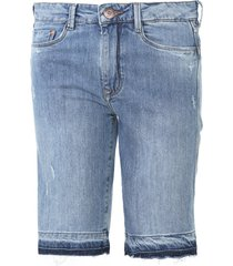 short jeans carmim alfazema azul