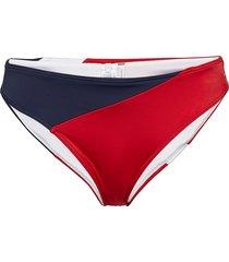 bikini bikinitrosa röd tommy hilfiger